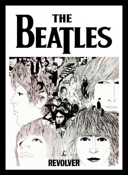 Los Beatles Revólver