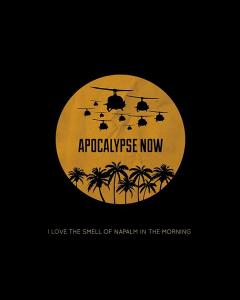 Pegatina Apocalypse Now