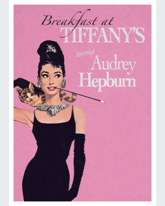 Desayuno con Diamantes Holly Golightly