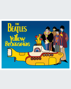 Beatles Submarino Amarillo