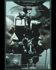 Cinema Paradiso Salvatore y Totó