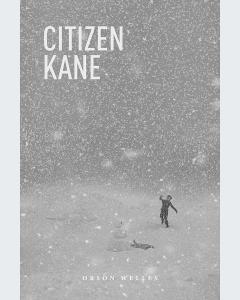 Ciudadano Kane Escena Nieve