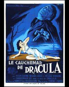 Drácula en Francés