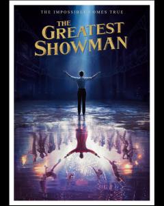 El Gran Showman Portada