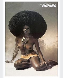 El Resplandor Mujer Afroamericana