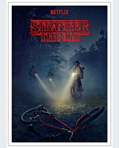 Stranger Things Bicicletas