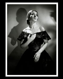 María Callas en La Traviata