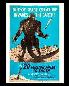 La Bestia de Otro Planeta Portada