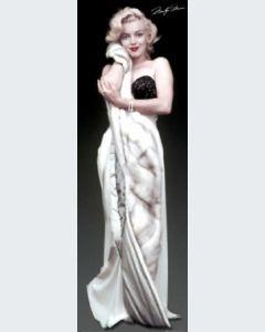 Marilyn Monroe Abrigo de Piel