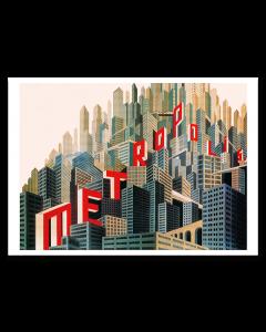 Metrópolis Art Decó