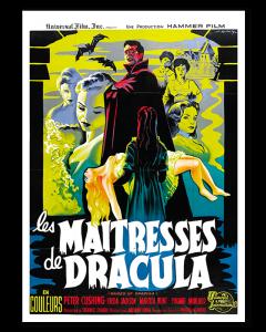 Las Novias de Drácula en Francés