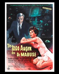 Los Crímenes del Doctor Mabuse
