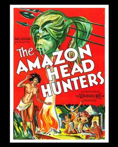 Los Cazadores de Cabezas del Amazonas