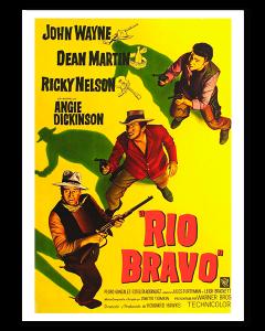 Río Bravo Howard Hawks