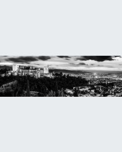 Alhambra Blanco y Negro