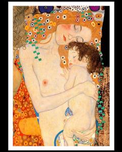 La Maternidad de Klimt