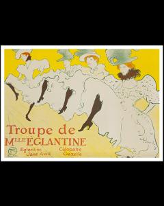Toulouse Lautrec Églantine