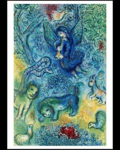 Chagall la flauta Mágica