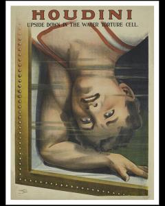 Houdini celda de la Tortura