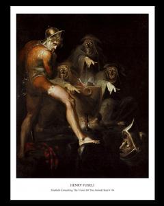 Henry Fuseli Macbeth