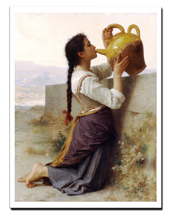 Bouguereau Thirst