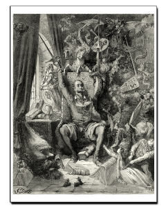 Gustave Doré don Quijote