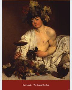 Caravaggio El Joven Baco