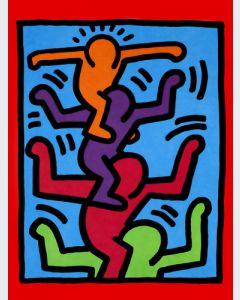 Keith Haring sin Título