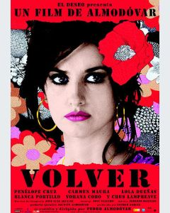 Volver Póster