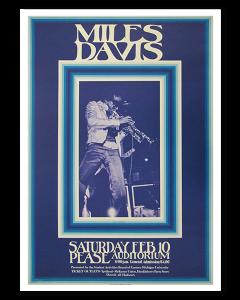 Miles Davis Detroit