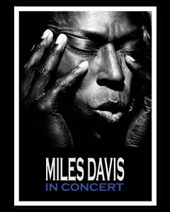Miles Davis Rostro