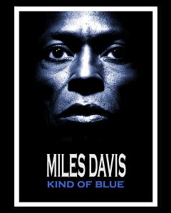 Miles Davis Face