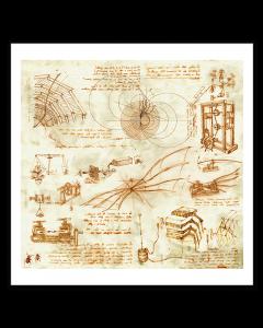 Leonardo da Vinci Estudio Mecánico