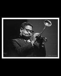 Dizzy Gillespie en Directo