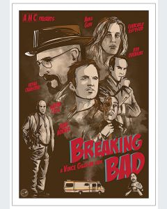 Breaking Bad Personajes