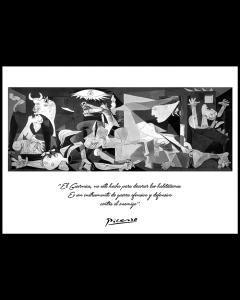 Picasso El Guernica