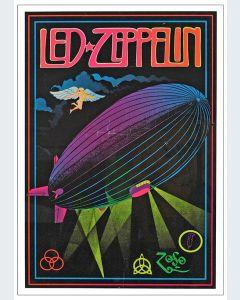 Led Zeppelin Mini Póster