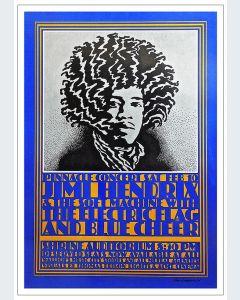 Jimi Hendrix Pinnacle Concert