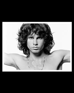 Jim Morrison Retrato