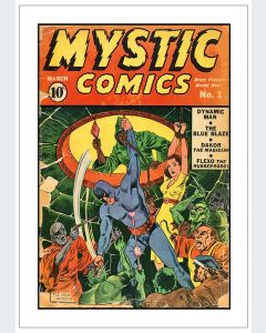 Mystic Comics Series