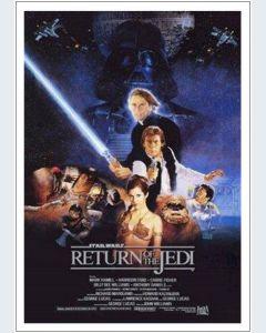 El Retorno del Jedi Portada