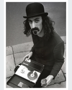 Frank Zappa Portrait