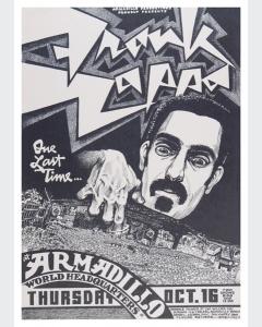 Frank Zappa Live