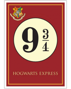 Harry Potter Emblema