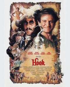 Hook el capitán Garfio