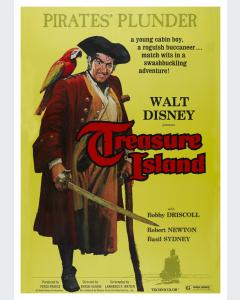 La Isla del Tesoro Disney