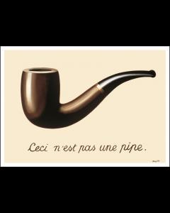 La Pipa de Magritte