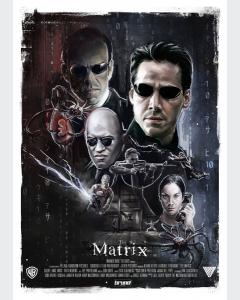 Matrix Personajes