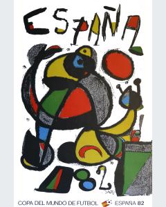 Miró Mundial España 82