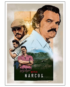 Narcos Personajes